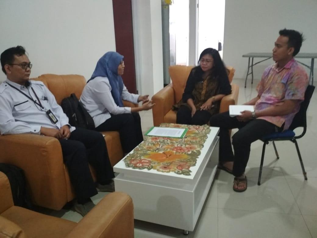 Koordinasi Survei Prevalensi Kecacingan di Kota Tangerang Selatan, Banten