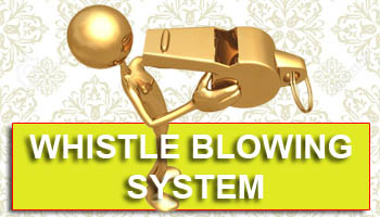 WBS (Whistle Blowing System)